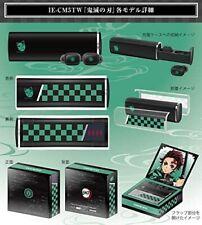 Onkyo<IE-CM5TW>Wireless Earphone Demon Slayer Kamado Tanjiro Model Limited