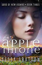The Apple Throne by Gratton, Tessa -Paperback