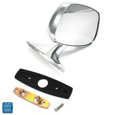 1971-1976 Buick Chrome Outside Right Mirror With Accessories Gm 9847199