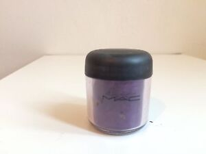 Pigmento Ombretto Mac Grape A19 Full Size Make Up Eye Shadow Pigment