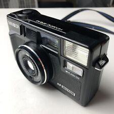 NICE Minolta HI-MATIC AF2-M 35mm Point & Shoot Film Camera TESTED