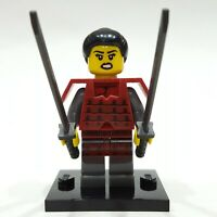 "LEGO Collectible Minifigure #71008 Series 13 ""SAMURAI"" (Complete)"