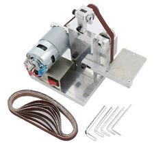 DIY Mini Belt Sander Sanding Polishing Grinding Machine Abrasive Belts Grinder