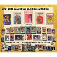 2020 SUPER BREAK 23/24 BASKETBALL SERIES 2 FACTORY SEALED BOX FREE SHIPPING