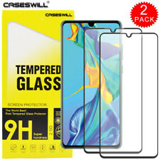 For Huawei P40 P30 P20 Pro Mate 20 Lite 9H Tempered Glass Full Screen Protector