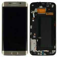 PANTALLA DISPLAY TACTIL LCD PARA SAMSUNG GALAXY S6 EDGE G925F ORO GOLD