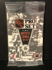 1991 Pro Set Hockey PROTOTYPE Set FACTORY SEALED 6 Cards RARE Promo PACK New!