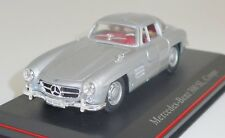 Herpa Classic Collection Mercedes-Benz 300 SL Coupé silber  1:43