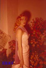 Anita Ekberg Vintage  2 1/2  X  3 1/2  TRANSPARENCY