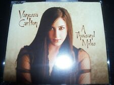Vanessa Carlton A Thousand Miles / 1000 Australian CD Single – Like New