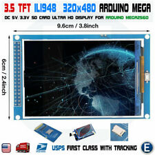 3.5 inch ILI948 TFT LCD screen module Ultra HD 320X480 for Arduino MEGA2560 USA