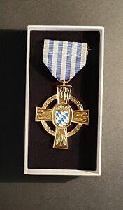 Feuerwehr Ehrenzeichen Goßes Ehrenkreuz - NEU