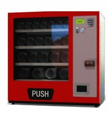 22 Slot Cigarette Candy Chips Food Drink Bar Countertop Desktop Vending Machine