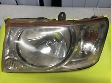 Headlight Lh Nissan Gu Patrol 2006-12 Genuine