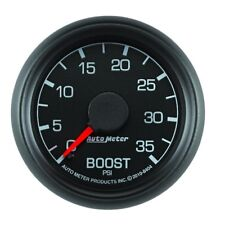 99-07 Ford * Auto Meter Factory Matched Boost Gauge 8404 0-35 Psi