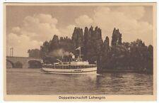 Zwischenkriegszeit (1918-39) Ansichtskarten aus Hessen für Schiff & Seefahrt