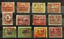 HAITI Old Stamps Set - Mint MH / Used - VF - r129e11617