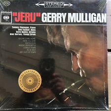 Jazz JERU Gerry Mulligan NEW Sealed Lp VINYL RECORD NOS Columbia STEREO 360