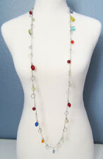 Lia Sophia Jewelry Eclectic Necklace in Silver