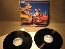 LP-Vinyl Schallplatte.The Rock´n Roll 1957 Stil.Doppel LP Time Life-vinyl record