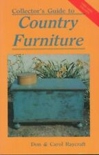 Antique American Country Furniture incl Trunks Boxes / Illustrated Book + Values