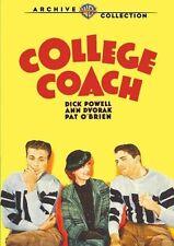 College Coach DVD Dick Powell Ann Dvorak Pat O'Brien
