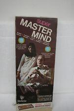 Vintage 1975 Invicta Super Master Mind International Logic Game