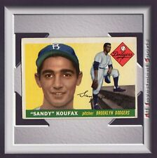 1955 Topps SANDY KOUFAX #123 VG *superb baseball card for your set* M99C