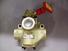 """Ross 1 1/4"""" 2783A7006 Series 27 single Lockout Valve solenoid adaptable"""