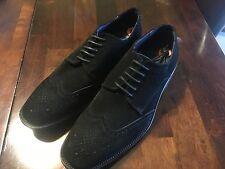 Men's Black Joseph Abboud Seude Shoes size 10
