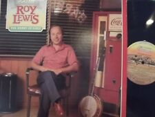 LITTLE ROY LEWIS THE HEART OF DIXIE LP ON CANAAN RECORDS