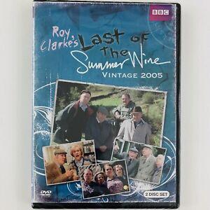 Last of the Summer Wine: Vintage 2005 (DVD, Roy Clarke, BBC)