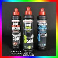MENZERNA Car Polishing set: 300+3500+Power Lock Ultimate Protection (3x 250 ml)