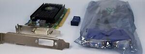 Nvidia NVS 315 1GB USB Flash Drivers Dual VGA Monitors Windows 10 Video Card