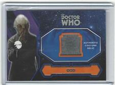 2015 Doctor Who OOD Alien Costume Relic card