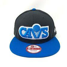New Era 9Fifty Cleveland Cavaliers Adjustable Snapback Hat Cavs NBA Basketball