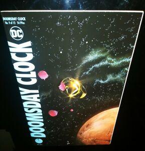 💀Doomsday Clock #9⌚ VF+ (DC Comics,2019)👽Frank,Johns WATCHMEN, Dr. Midnight👽