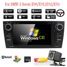 """7"""" BMW E90 Car DVD GPS Stereo Player for BMW 320i 325i 330i 3 Series 2005-2012"""