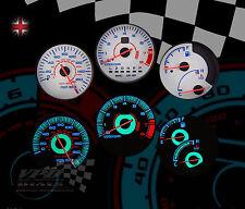Toyota Supra mk4 Auto Speedo Dash Panel Interior Gauge ampoule Cadran Kits