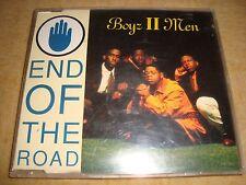 BOYZ II MEN - End of the road (Maxi-CD)