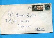 AFFRANCATURA FERMO POSTA INSUFFICIENTE - 1955 GIORNATE MEDICHE £.25    (208024)
