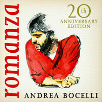 Andrea Bocelli Romanza CD NEW ALBUM SARAH BRIGHTMAN 20TH ANIVERSARY EDITION NEW