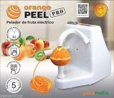 New Electric Orange Peeler Professional Fruits Vegetables Kitchen Appliance