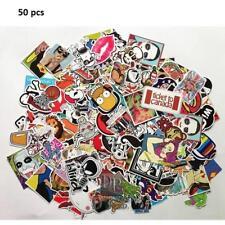 lot de 50 autocollants décoration stickers pour voiture moto maison