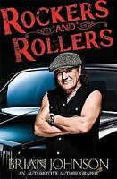 Rockers and Rollers: An Automotive Autobiography, Johnson, Brian | Hardcover Boo