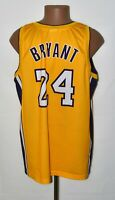 NBA LOS ANGELES LAKERS BASKETBALL SHIRT #24 BRYANT CHAMPION SIZE XL ADULT