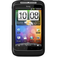 HTC Black Mobile Phone