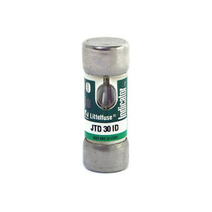 Littlefuse JTD-30-ID Power Pro Time Delay Current Limiting Fuse