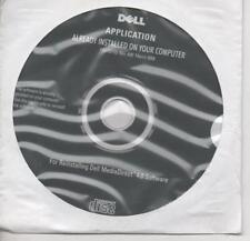DELL - WEB CAM CENTRAL SOFTWARE - P/N F653J REV. A00 09/2008 - CD SOFTWARE CON L