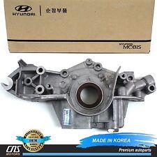 GENUINE Engine Oil Pump Fits 99-10 Hyundai Kia 2.5L 2.7L OEM 21310-37100